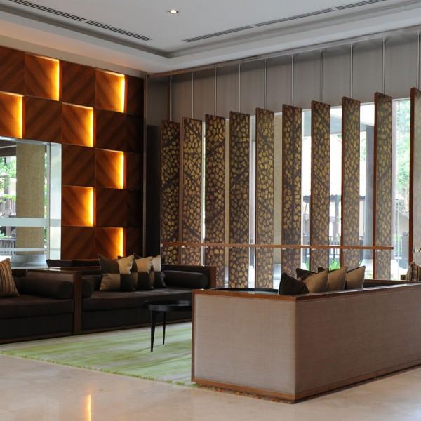 Bespoke Panel Walls - Integral Lighting