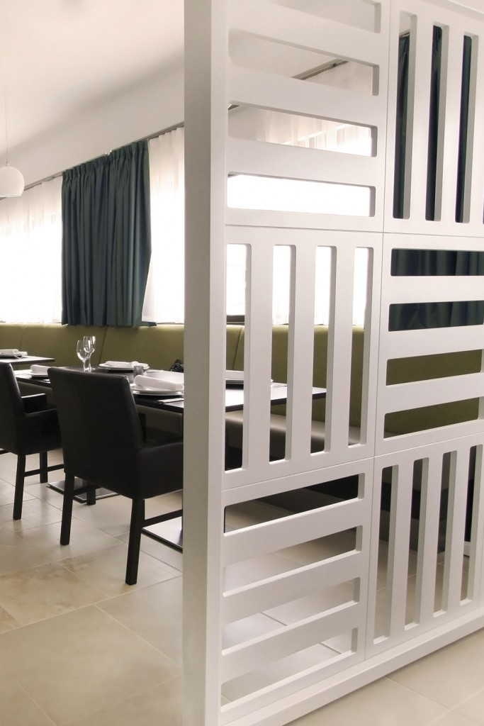 dividers help you maximize on space while providing privacy to guests