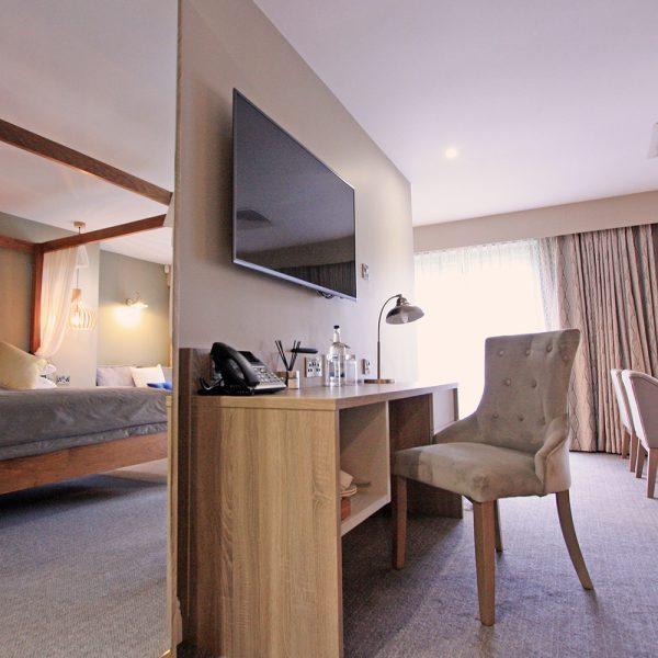 Beige Spa Guestroom