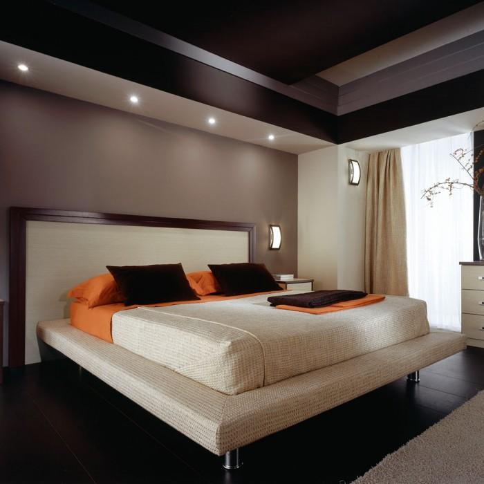 Platform Bed - Sidney