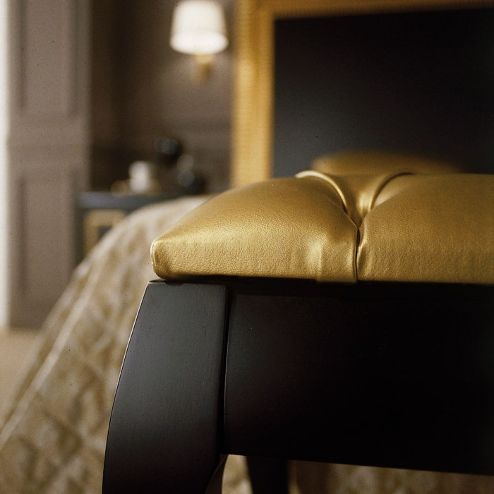 Upholstery Detail - Venice Gold