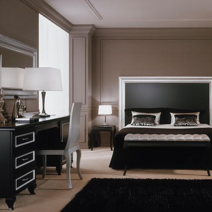 Hotel Desk - Venice Silver