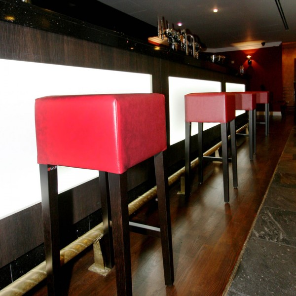Bespoke Bar Design - Internal Lighting