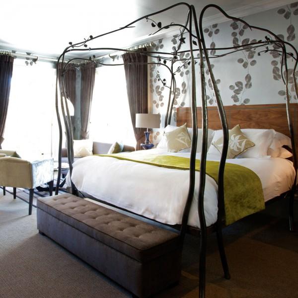 Bespoke Hotel Bed Frame