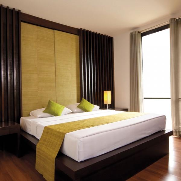 Oriental Bespoke Hotel Headboard