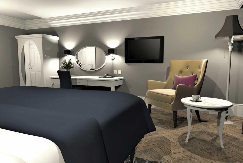 Boutique Bedroom Furniture - Layla 01