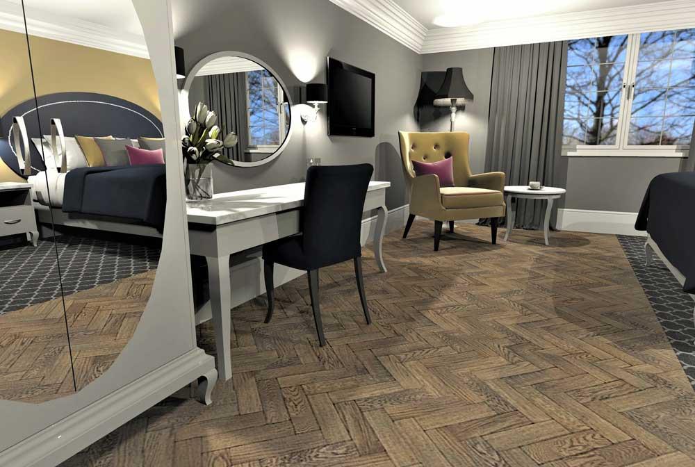 Boutique Bedroom Furniture - Layla 02