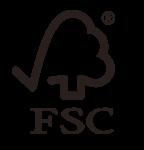 FSC Logo Black