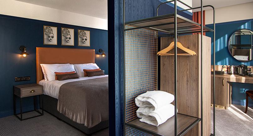 Furnotel Blog Seel Street Industrial Wardrobe Design