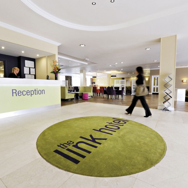 Bespoke Hotel Reception - the Link