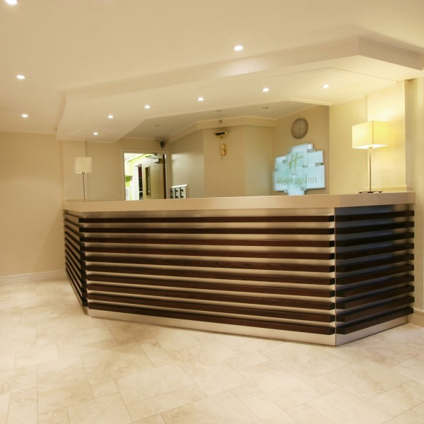 Bespoke Reception - Holiday Inn