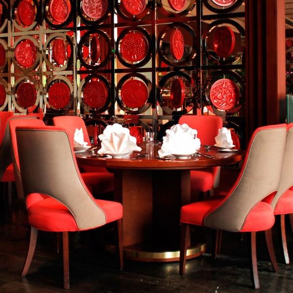 Bespoke Room Divider - Oriental