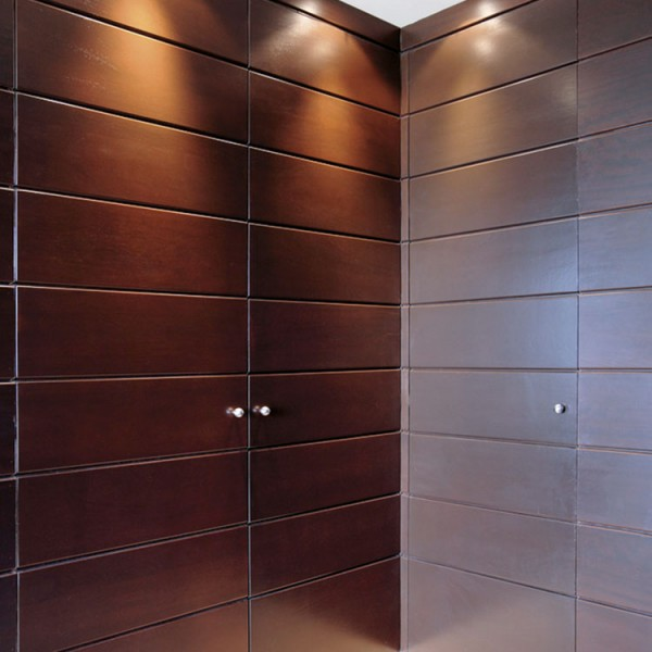 Bespoke Lockers Floor to Ceiling