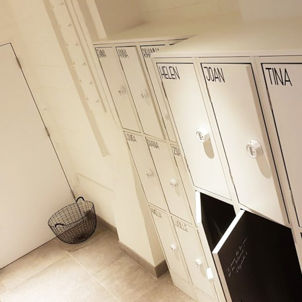Bespoke Lockers with Custom Design