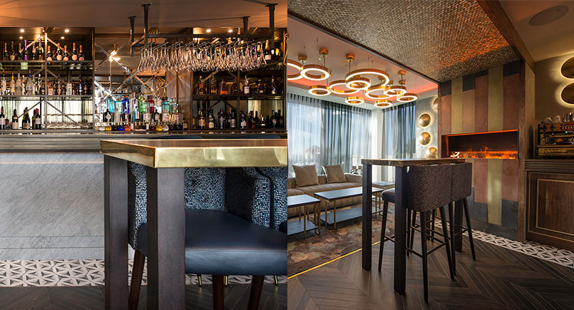 Hotel Bar and Joinery - Seven Hotel