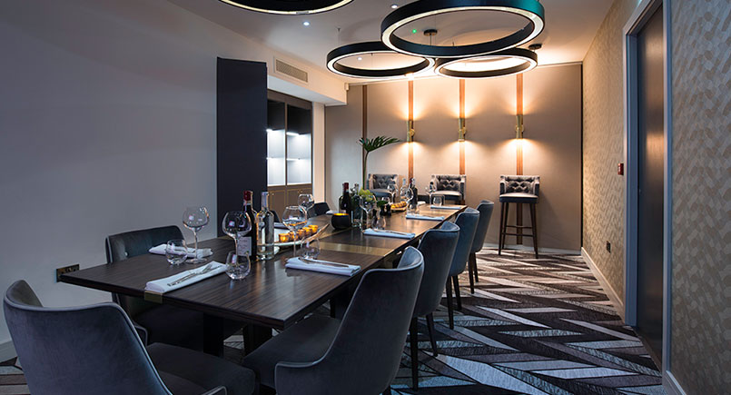 Private Dining - Seven Hotel