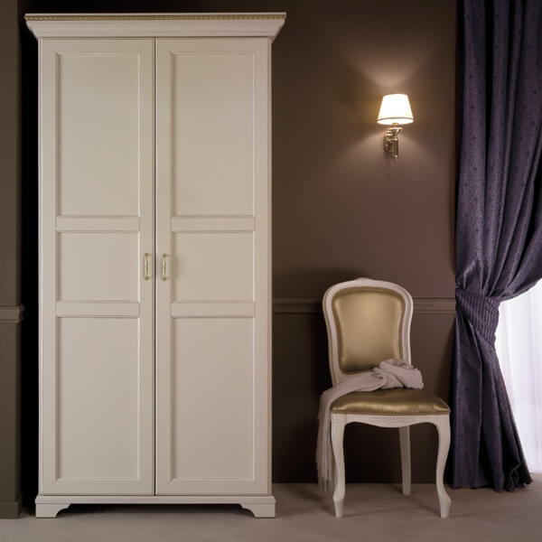 Boutique Hotel Wardrobe with 2 doors - Roma