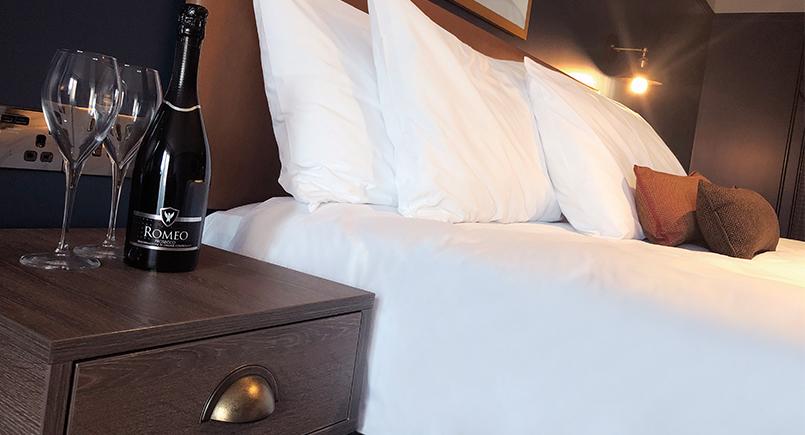 Furnotel Blog Seel Street Hotel Bedroom Bedside Unit