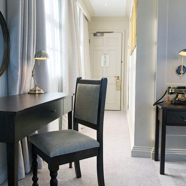 empire style bespoke hotel bedroom furniture