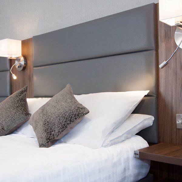 bespoke bedrooms in timber