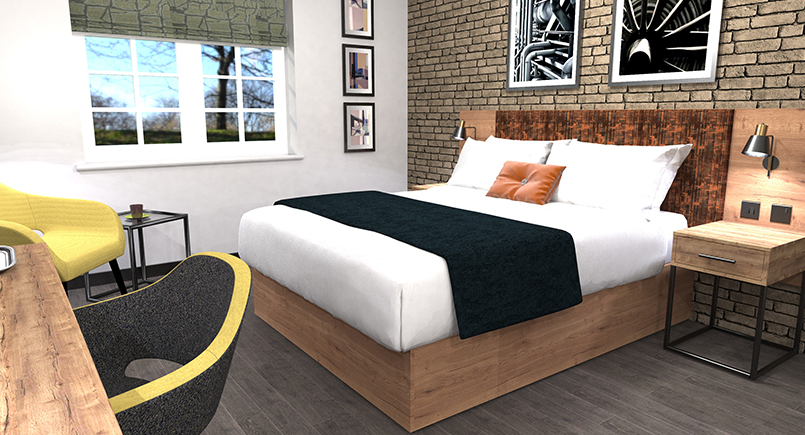 Industrial bedroom furniture manufacturers uk
