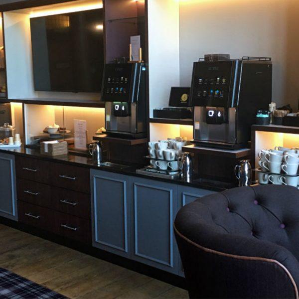 bespoke coffee station