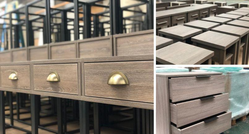 British manufacturing of bespoke bedroom furniture